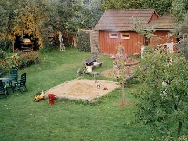 Garten sitzecke selber bauen